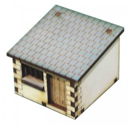Dairy / Lean to 4 (Sandstone)