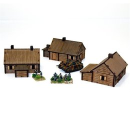 Log Timber Village