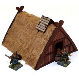 Norse Hovel / Workshop