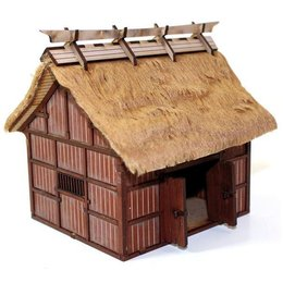 Shogunate Village Rice Barn