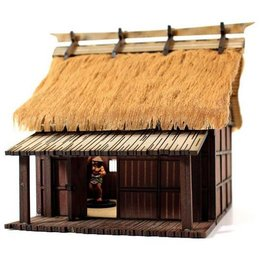 Shogunate Peasant Labourer's Dwelling