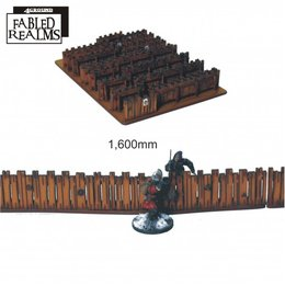 Fabled Realm Village Fencing