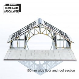 Shopping Mall 150mm Floor and Roof