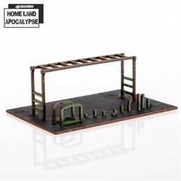 Play Park Monkey Bars Set