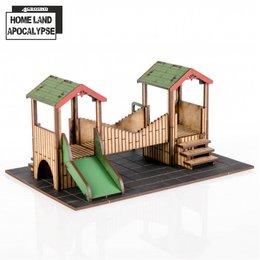 Play Park Climbing Frame About Set