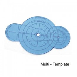 Multi-Template (Blue)