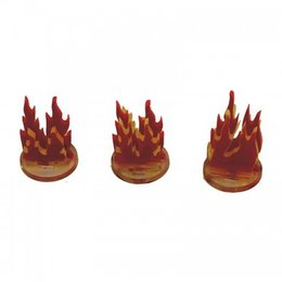 "1"" Fireball Markers (A)"