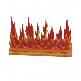 "3"" Linear Fire Wall Marker (A)"