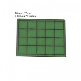 Green Square 20mm