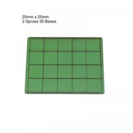 Green Square 25mm