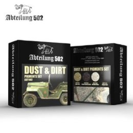 Abteilung Dust & Dirt Pigment Set