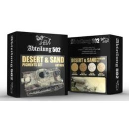 Desert and Sand Pigment Set