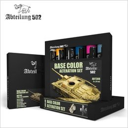 Base Colour Alterations Paint Set