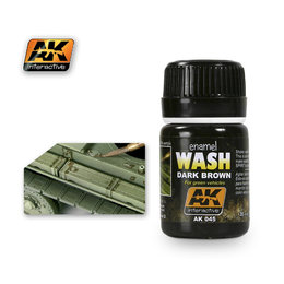 AK-045 Dark Wash for Green Vehicles
