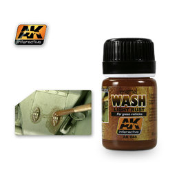 AK-046 Light Rust Wash