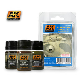 AK-062 Streaking Effects Set