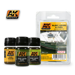 AK-063 Slimy Grime & Fuel Set