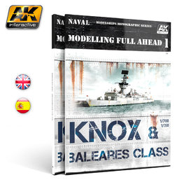 AK-098 Modelling Full Ahead #1