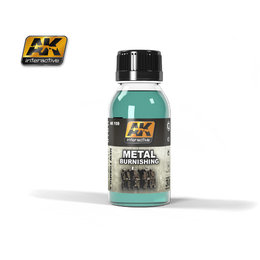AK-159 Metal Burnishing Fluid