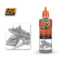 AK-175 Primer - Grey 60ml