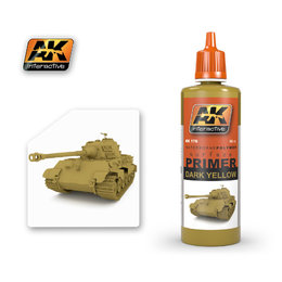 AK-176 Primer - Dark Yellow 60ml