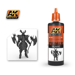 AK-178 Primer - Black 60ml