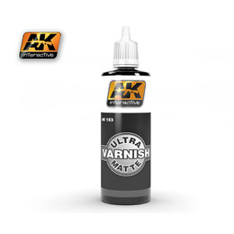 AK-183 Ultra Matt Varnish 60ml