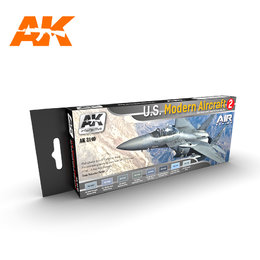 AK-2140 US Modern Aircraft Set #2