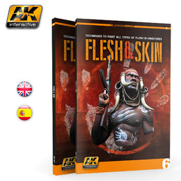 AK-241 Flesh and Skin