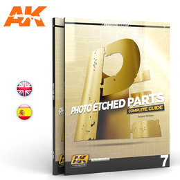 AK-244 Learning Series Photo Etched Parts