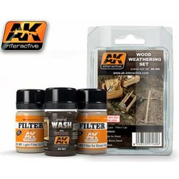AK-260 Wood Weathering Set