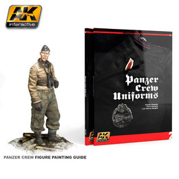 AK-272 Panzer Crew Uniforms 2nd Edition