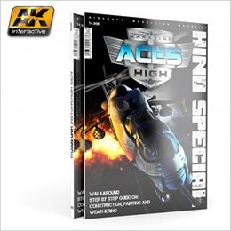 AK-2918 Aces High Magazine Hind Special