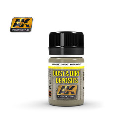 AK-4062 Light Dust Deposit