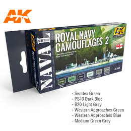 AK-5040 Royal Navy Camouflages 2