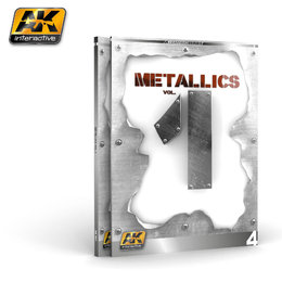 AK-507 Metallics - Volume 1