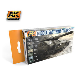 AK-564 Middle East War Paint Set