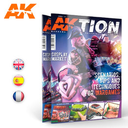 AKTION #1 The Wargaming Magazine