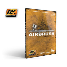 AK-652 DVD - Airbrush Essential Training