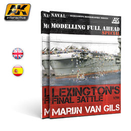 AK-667 Modelling Full Ahead - Lexington's Final Battle