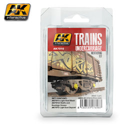 AK-7010 Trains Undercarriage Set