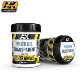 AK-8002 Water Gel - Transparent
