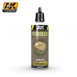 AK-8028 Water Effects - Puddles 60ml