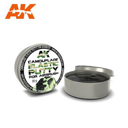 Camouflage Elastic Putty