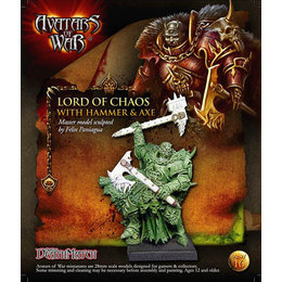 Lord of Chaos w/ Paired Weapons