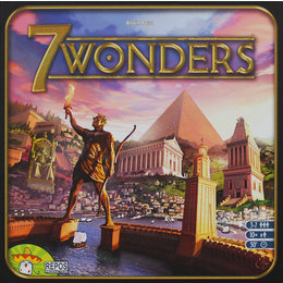 7 Wonders - Core Board Game