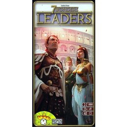 7 Wonders - Leaders Expansion