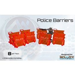 Infinity Police Barriers