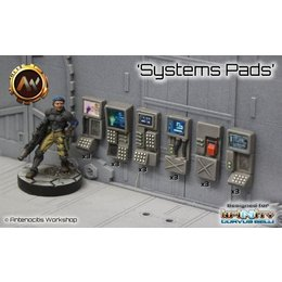 Infinity System Pads