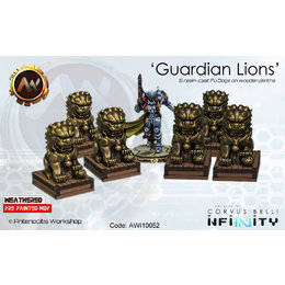 Infinity Guardians Lions